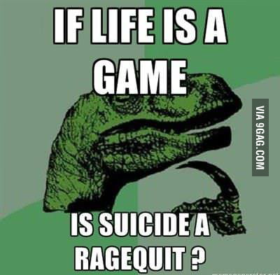 If Life is a Game...