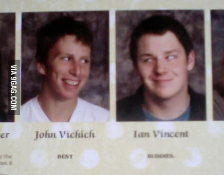 Epic yearbook picture