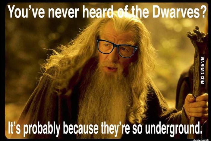 Hipster gandalf