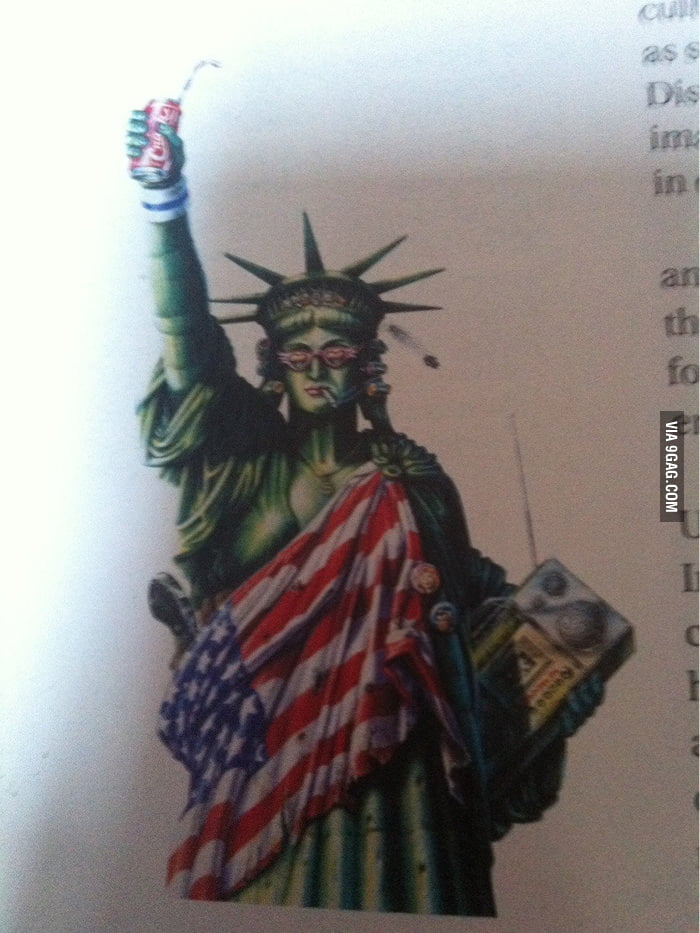 Saw this in an English textbook in Germany.