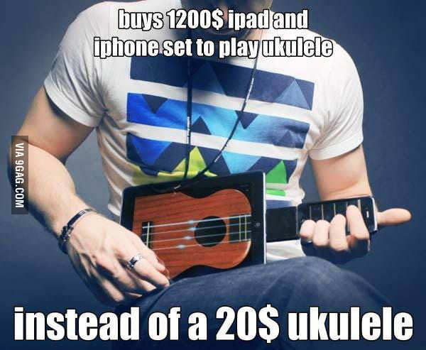 Hipster Musician