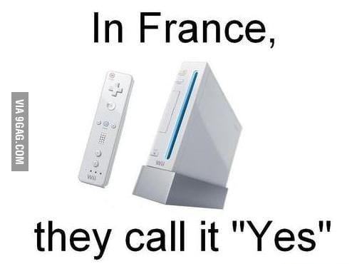 In France...