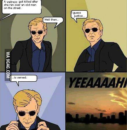 Horatio is back