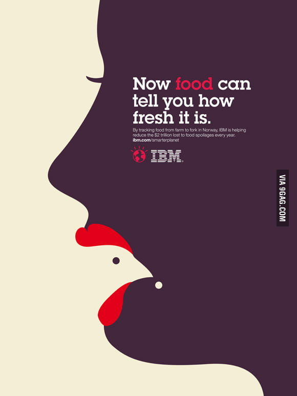 I see what you did there, IBM!