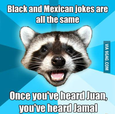 Black and mexican jokes