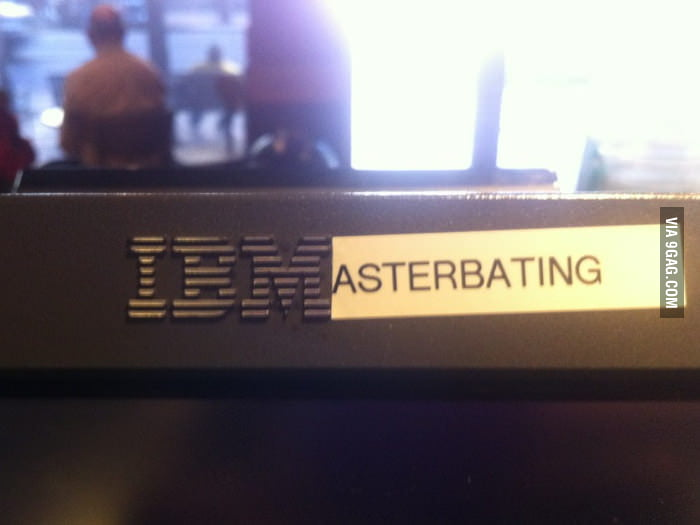 IBM Name Prank Fail!