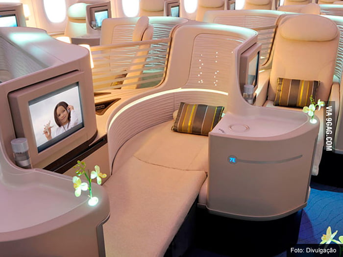 First Class Level: A 380