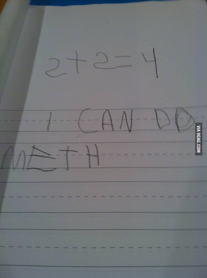A 5 year old kid wrote this.
