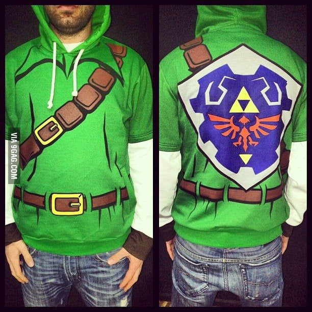 Awesome TLOZ hoodie