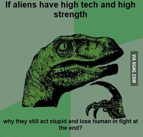 Aliens logic
