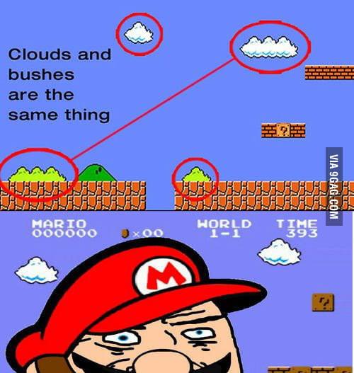Mario WTF