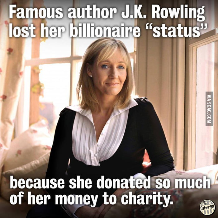 Good Gal J.K. Rowling