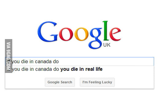 If you die in Canada...