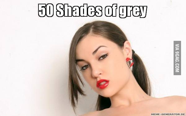 Загадочная Саша Грей в половой оргии с ухажерами103