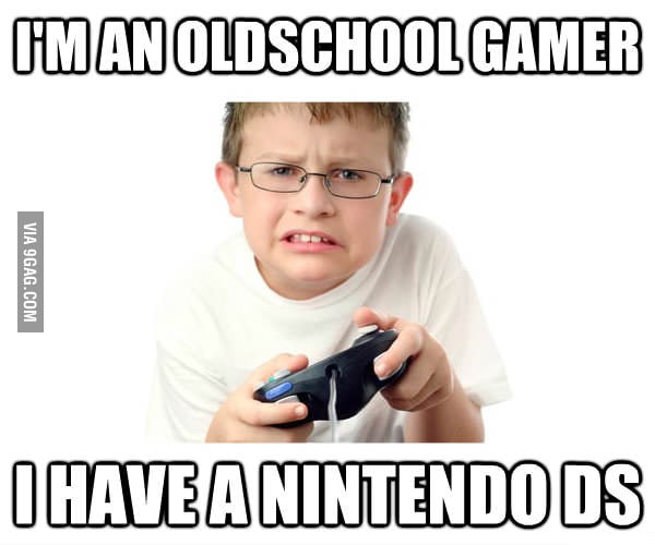Obnoxious 7th Grade Gamer