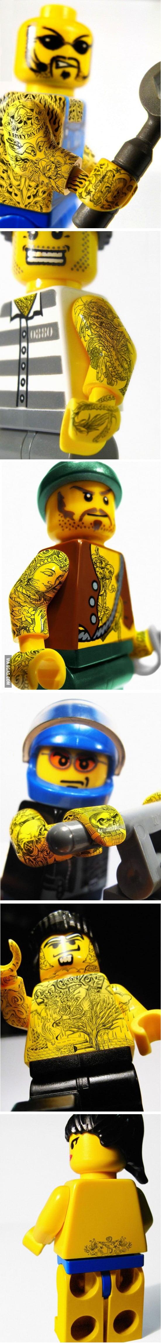 Badass LEGO!