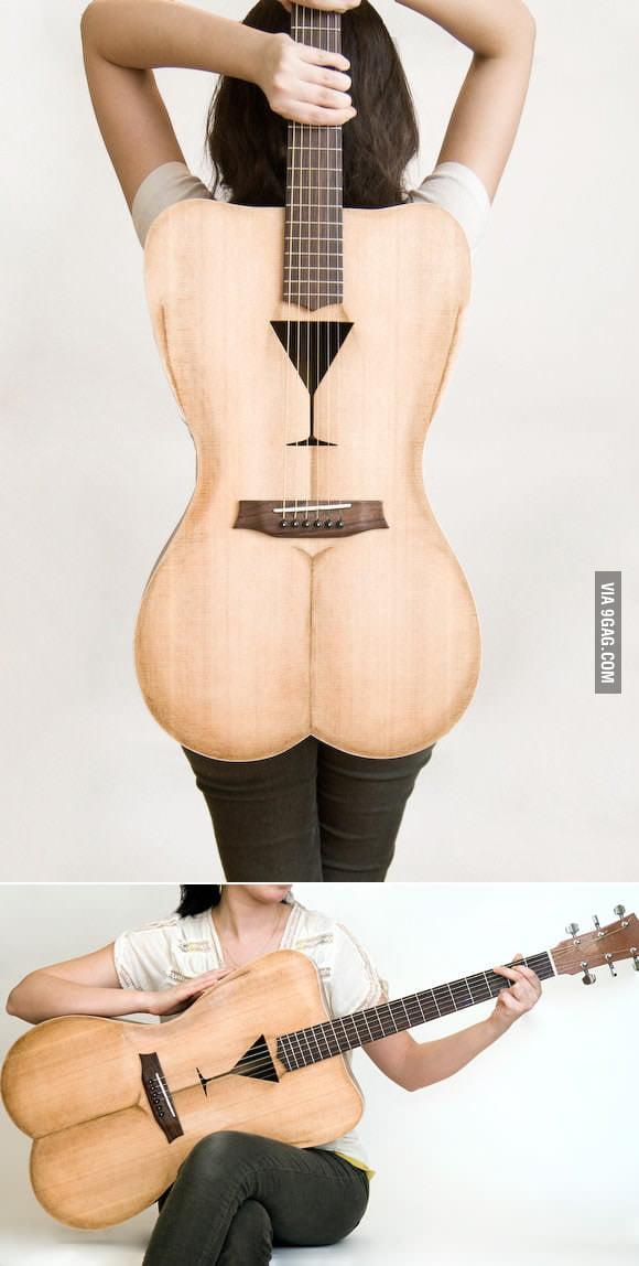 фото порно фигуры форме гитары