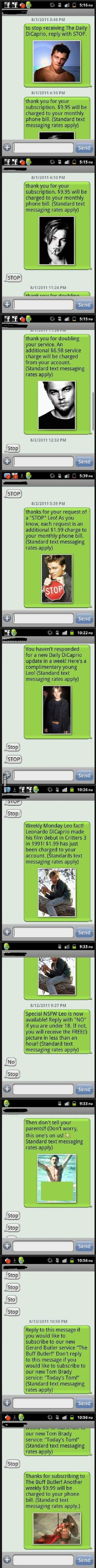 Epic Texting Troll