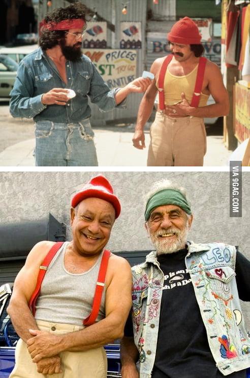 Stoner buddies