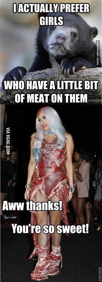 Is that enough meat?