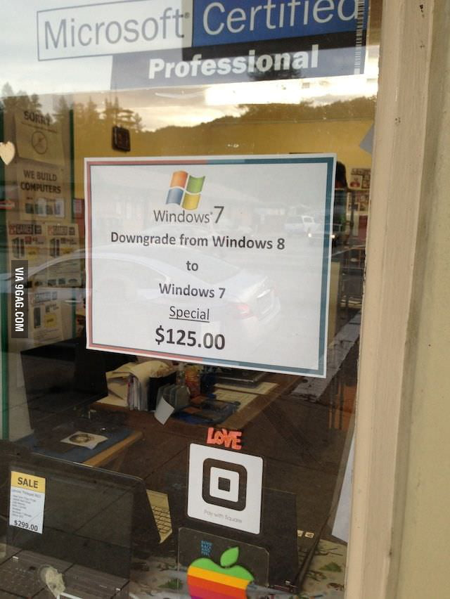 Microsoft Upgrade