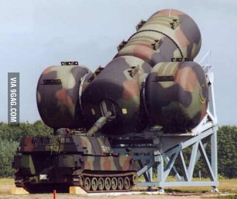 Tank silencer. Because f**k you! you never see it coming!