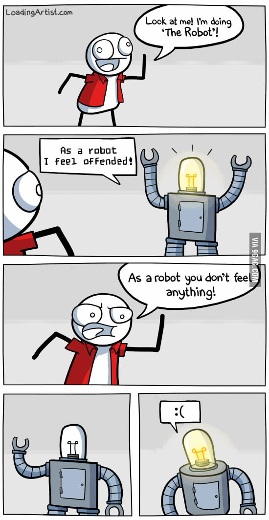 Do the robot