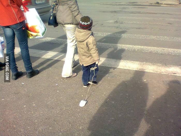 Kids nowadays!