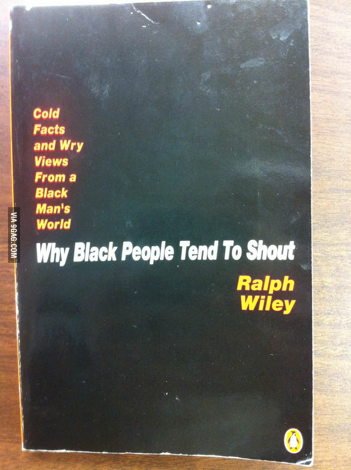 Why Black People Tend To Shout
