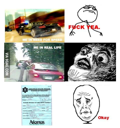 Reality < Gaming