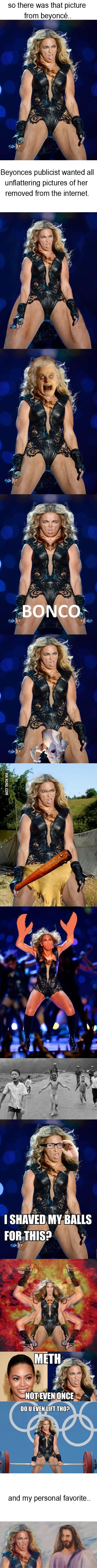 Beyonce compilation