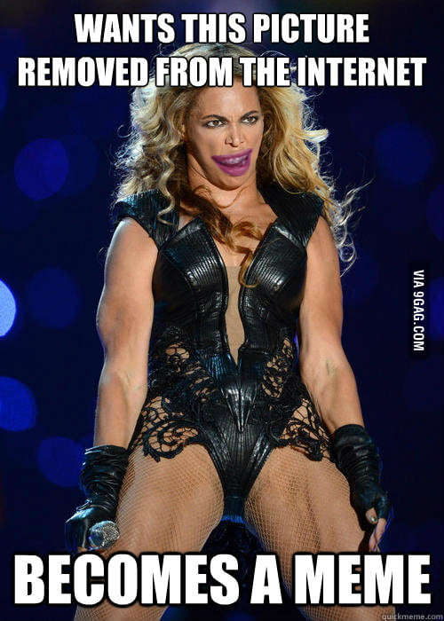 Bad Luck Beyonce