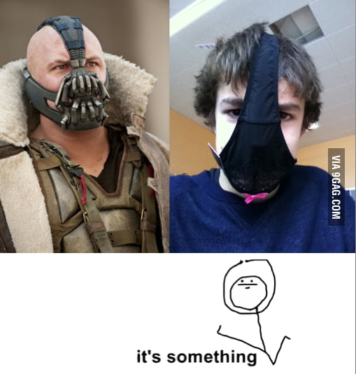 My shrovetide costume as Bane