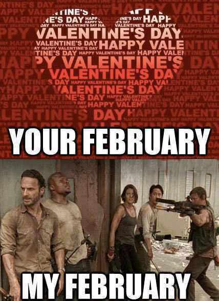 Your valentine?