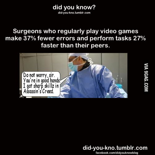 I could be a succesful surgeron