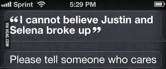 Why I love Siri