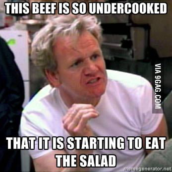 Gordon Ramsay again