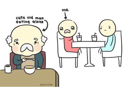 Sometimes, it breakes my heart