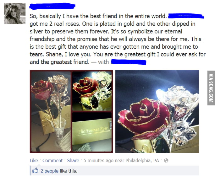 Deepest valentine friendzone EVER