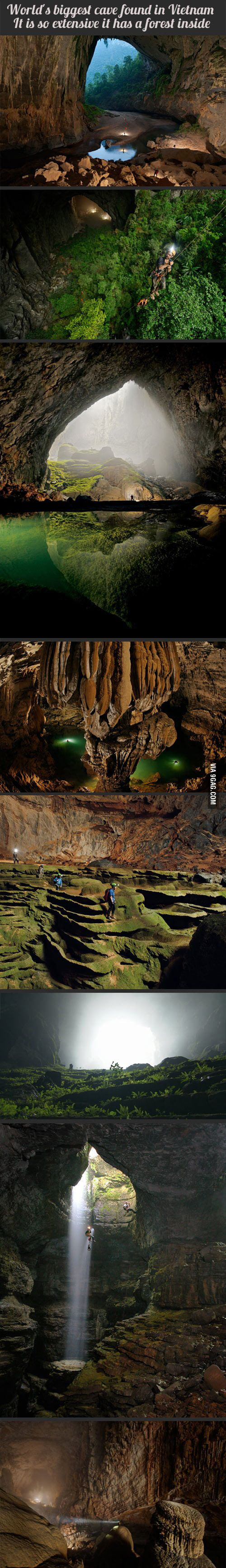 Awesome Cave