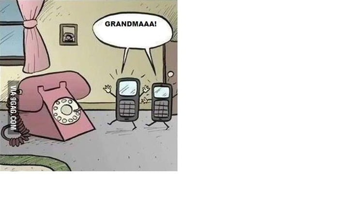 We missed u granny!