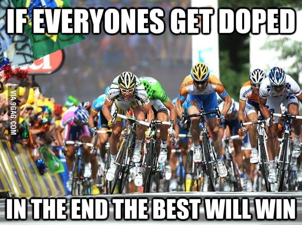 That would also make the race faster and less boring !