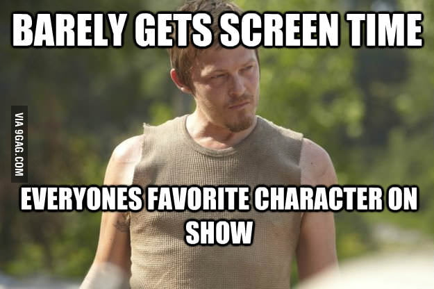 We all know it's true about Daryl Dixon