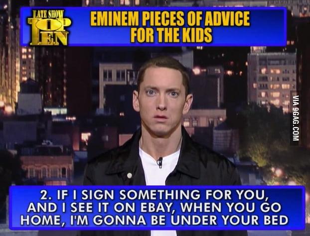Just Eminem