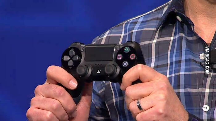 The new PlayStation 4 Controller