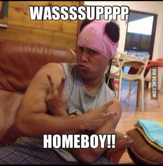 Asian Homeboy!