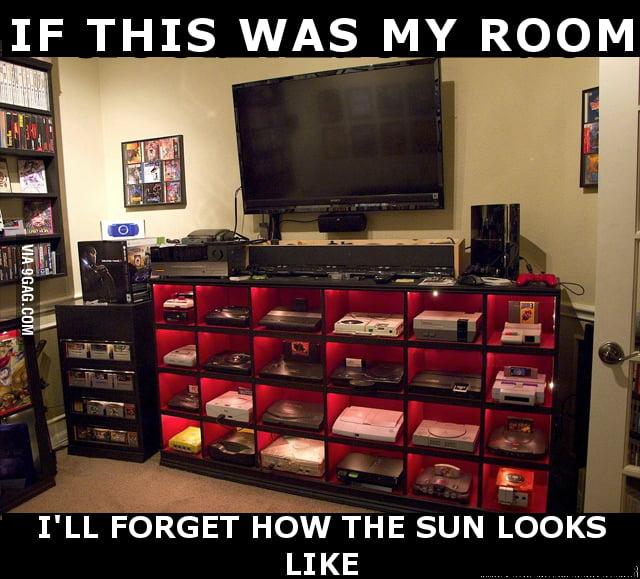 I wish this was mine