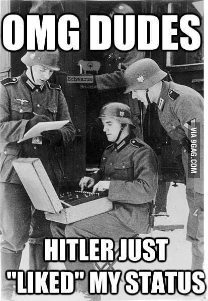 Facebook back then