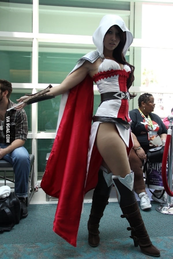 Cosplay. You're doing it right.