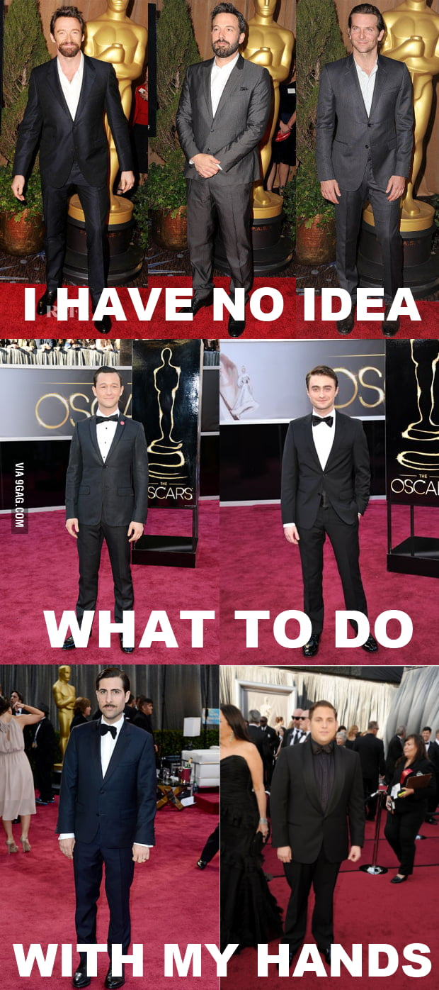 All I saw at the Oscars